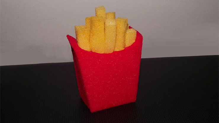 Sponge French Fries by Alexander May