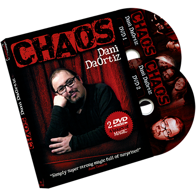 Chaos (2 DVD set) by Dani Da Ortiz - DVD