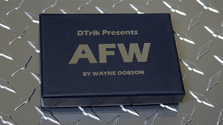 A.F.W. (Another F**king WTodoet) - Wayne Dobson