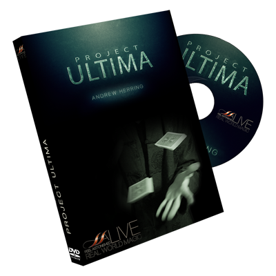 Project ULTIMA - Andrew Herring & Feel Astonished LIVE - DVD