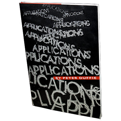 Applications by Peter Duffie - Book