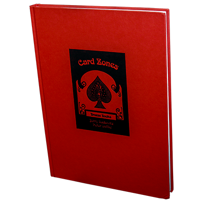 Card Zones by Jerry Sadowits & Peter Duffie - Book