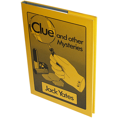 Clue & Other Mysteries - Jack Yates