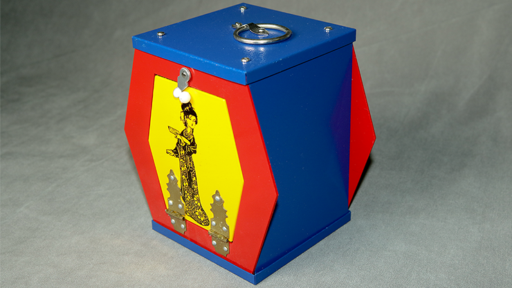 Clatter Box (Aluminum) - Mr. Magic