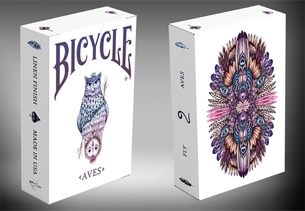 Bicycle Aves Version 2 by LUX Playing Cards - Trick