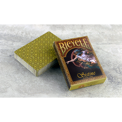 Bicycle Limited Edition Sistine by Collectable Playing Cards