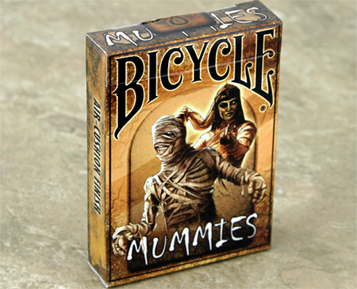 Cartas Bicycle Mummies Playing Cards - Cartas Bicycle de Coleccion