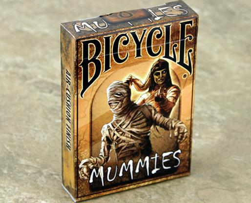 Cartas Bicycle Mummies Playing Cards - Cartas Bicycle de Coleccion