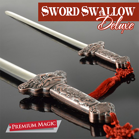 Sword Swallow Deluxe by Premium Magic