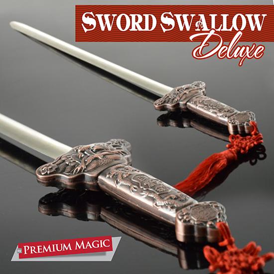 Sword Swallow Deluxe - Premium Magic