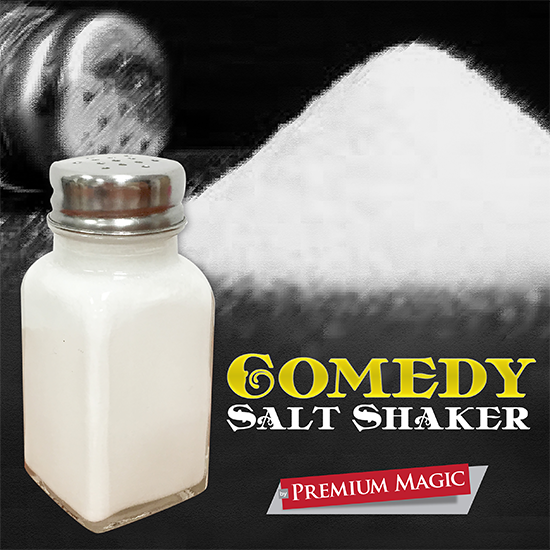 Comedy Salt Shaker - Premium Magic