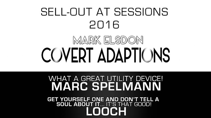 Covert Adaption by Mark Elsdon & James Anthony - Trick