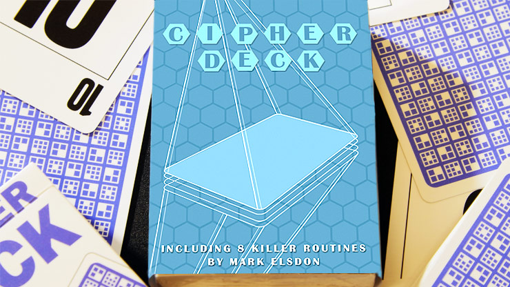 Cipher Deck - James Anthony