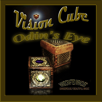 Vision Cube (Jeweled/Odin cube) by Hand Crafted Miracles - Trick