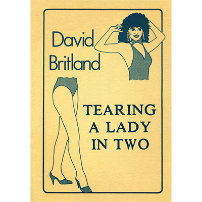 Tearing A Lady in Two - David Britland