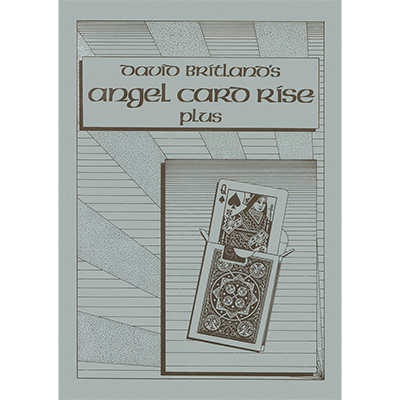Angel Card Rise Plus by David Britland... MagicWorld Magic Shop