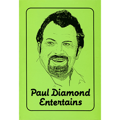 Paul Diamond Entertains by Paul Diamond - Book