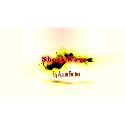 ShockWave by Adam Burton Video DOWNLOAD