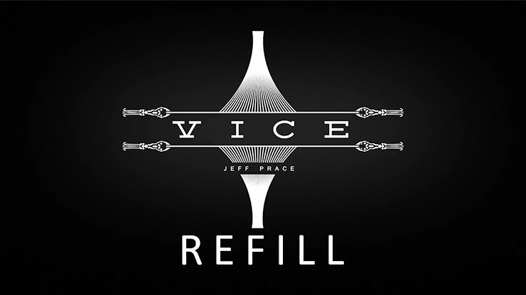 Refill for Vice (25 Units) by Jeff... MagicWorld Magic Shop
