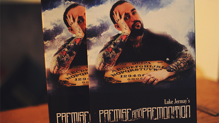 Premise & Premonition (4 DVD Set) by Luke Jermay and Vanishing Inc. - DVD