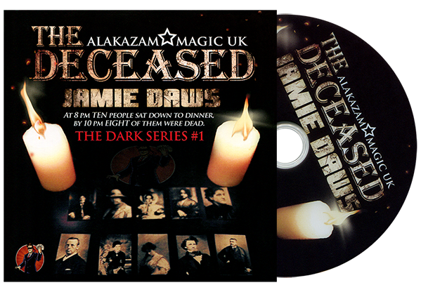 Deceased - Jamie Daws - DVD