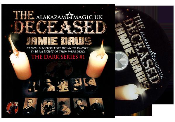 Deceased - Jamie Daws - DVD