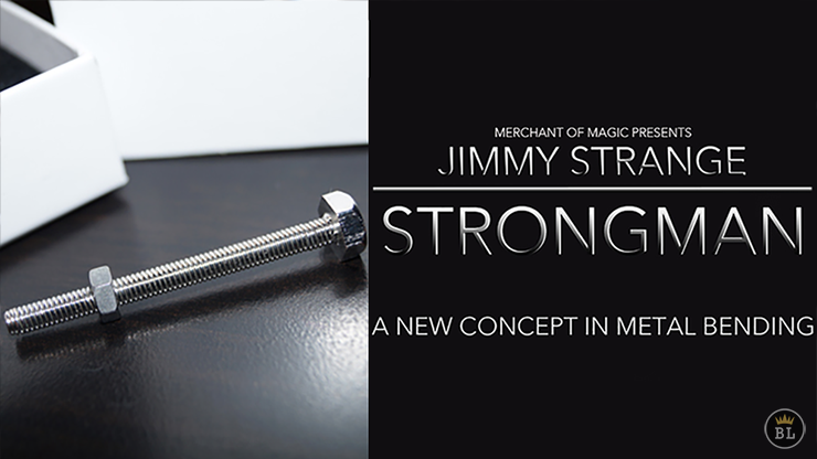 Strong Man - Jimmy Strange & Merchant of Magic