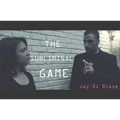 The Subliminal Game by Jay Di Biase Streaming Video