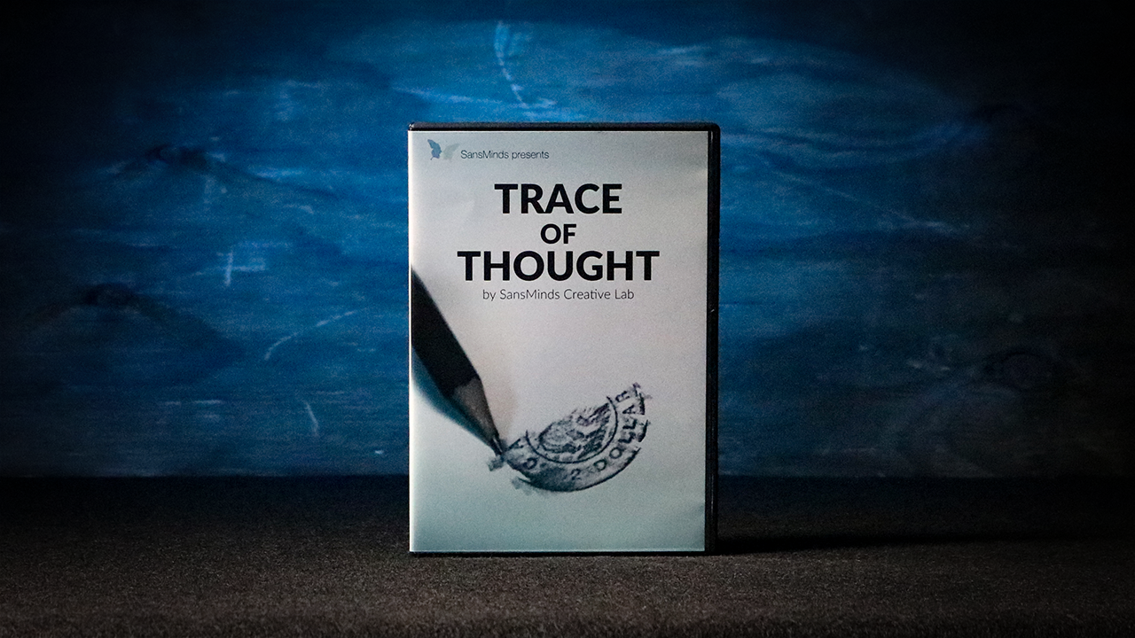 Trace of Thoughts (DVD & Accesorios) - SansMinds Creative Lab - DVD