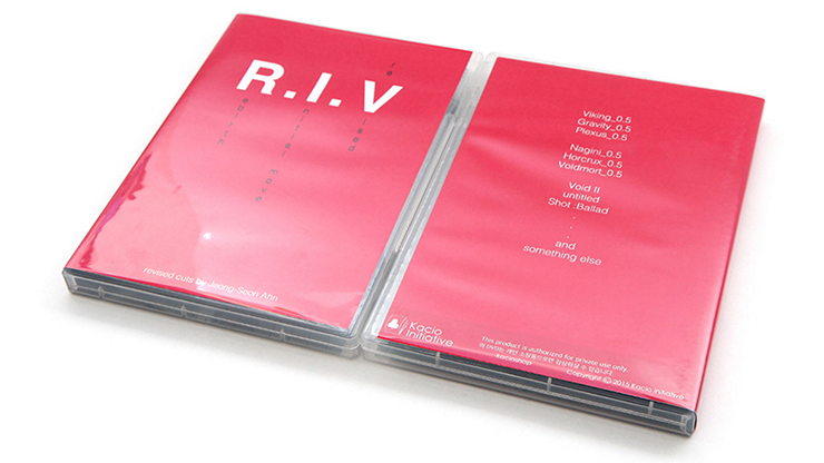 R.I.V. by Jeong-Seon Ahn - DVD MagicWorld Magic Shop