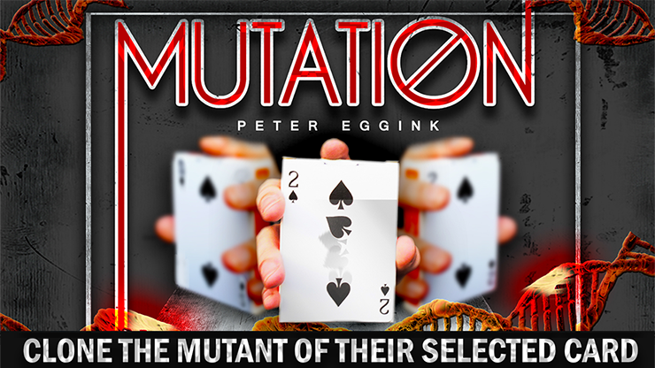 Mutation - Peter Eggink