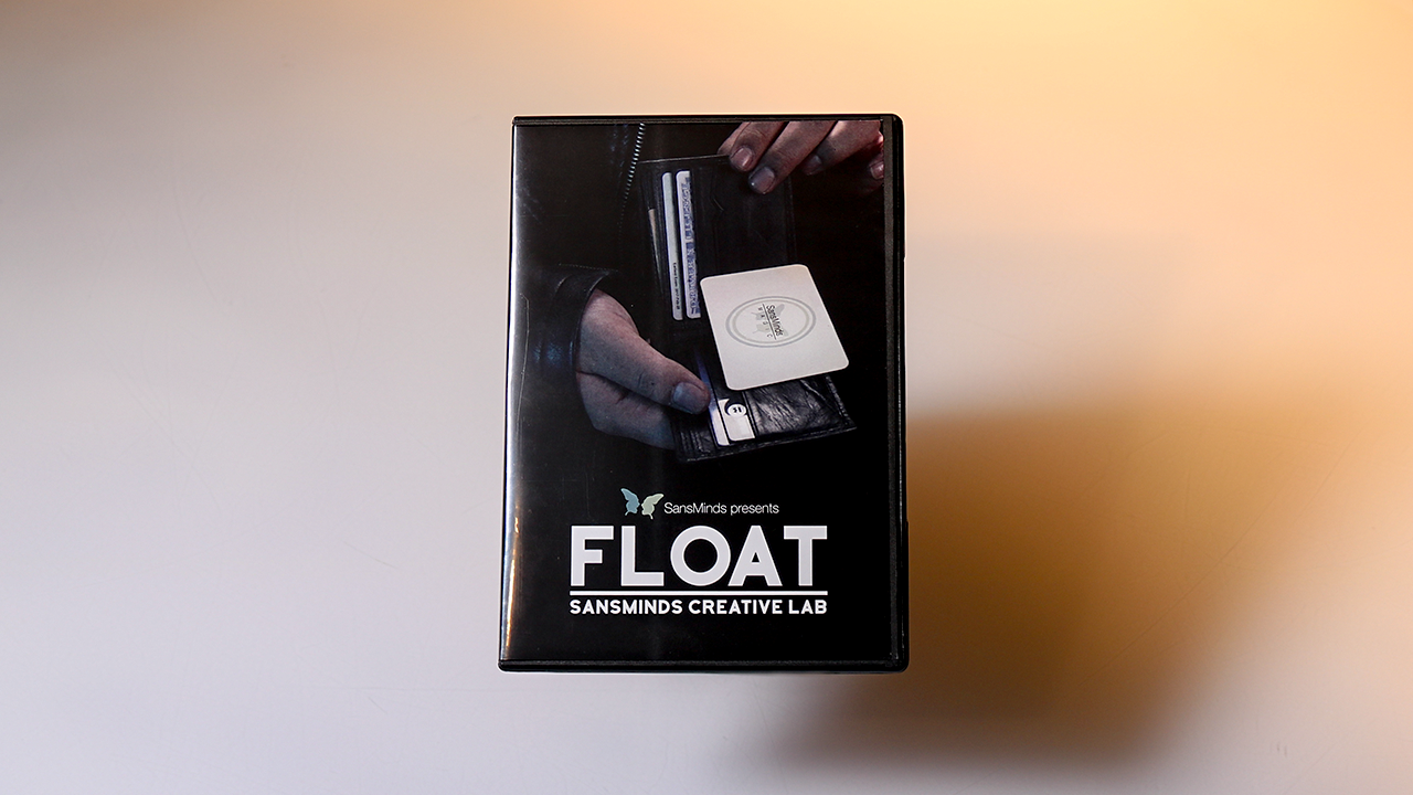 Float (DVD and Gimmick) by SansMinds... MagicWorld Magic Shop