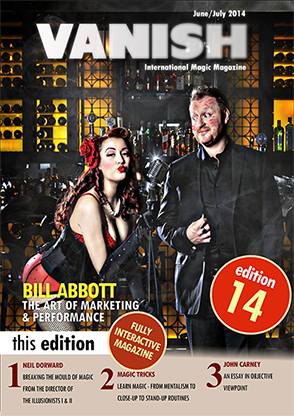 VANISH Magazine June/July 2014 - Bill Abbott - eBook