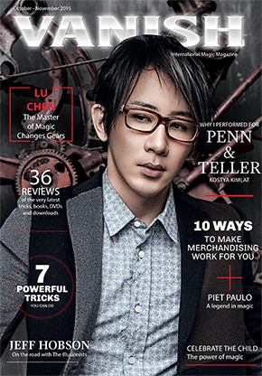 VANISH Magazine October|November 2015 - Lu Chen eBook DOWNLOAD