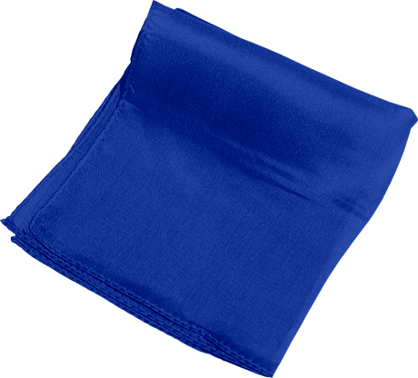 "Silk 36"" (Blue) Magic by Gosh -... MagicWorld Magic Shop"