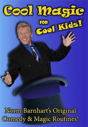 Cool, Kid Show Magic - Norm Barnhart - DVD