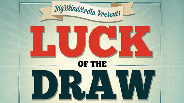 Luck of the Draw (Accesorio & Instrucciones Online) - Liam Montier