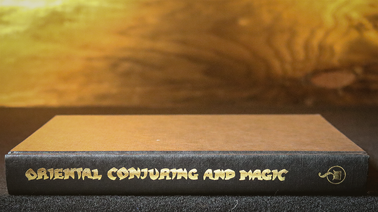 Oriental conjuring & magic (Limited) - Will Ayling - Libro de Magia