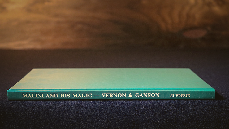 Malini and his magic (Limited) by Dai Vernon - Book