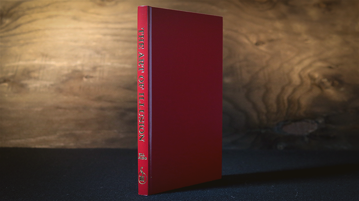 Art of illusion (Limited) by Will Ayling - Book
