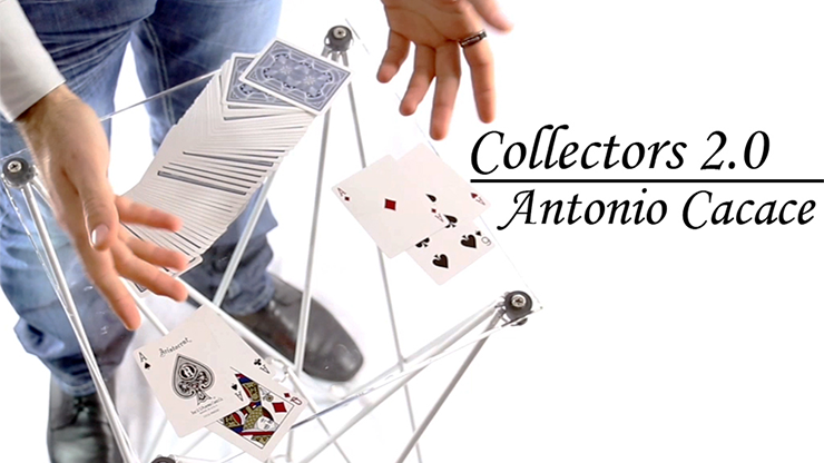 Collector 2.0 by Antonio Cacace Streaming Video