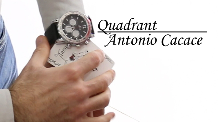 Quadrant by Antonio Cacace Streaming Video