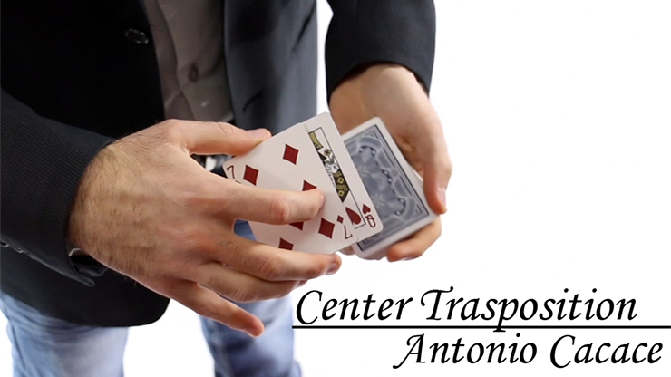 Center Trasposition by Antonio Cacace video DOWNLOAD