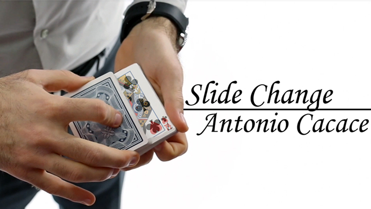 Slide Change by Antonio Cacace Streaming Video