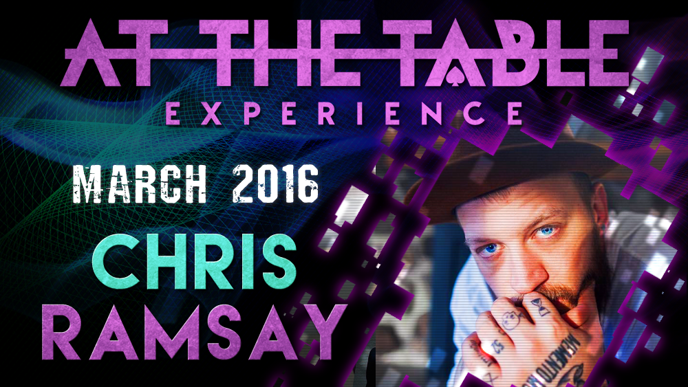 At the Table Live Lecture Chris Ramsay March 3rd 2016 video DOWNLOAD