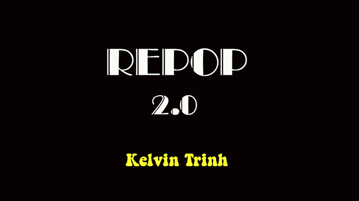 Repop 2.0 by Kelvin Trinh video DOWNLOAD