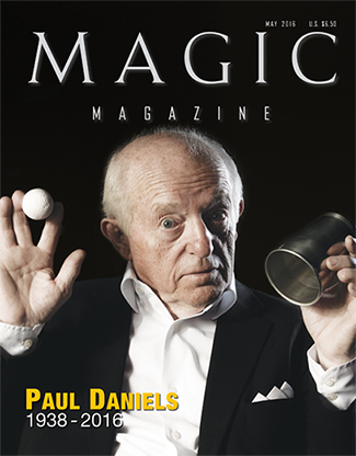 Magic Magazine May 2016- Libro de Magia