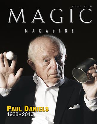 Magic Magazine May 2016 - Book