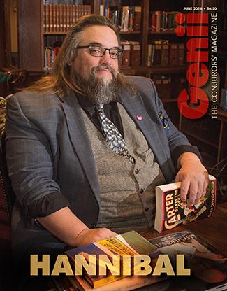 Genii Magazine June 2016 - Libro de Magia