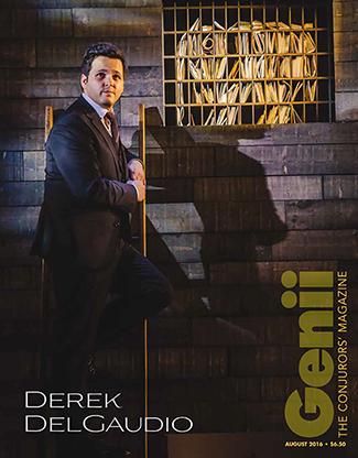 Genii Magazine August 2016